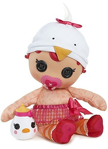 Lalaloopsy Babies Doll Tippy Tumblelina by MGA Entertainment