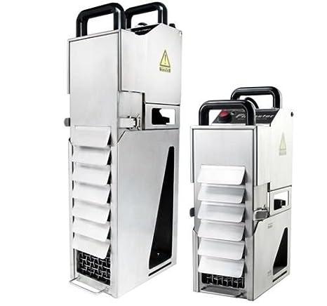 Nuevo sistema de filtrado de filtro de aceite aceite filmaster 45 acero inoxidable para freidora: Amazon.es: Hogar