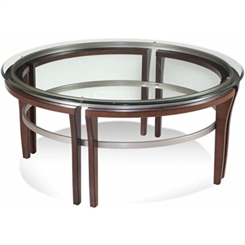 Round Circle Coffee Tables Cocktail Tables