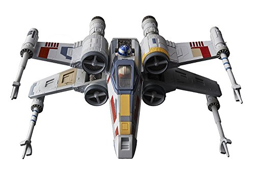 Variable Action D-SPEC Star Wars X-WING STARFIGHTER Luke Skywalker R2-D2 Action Figure MegaHouse