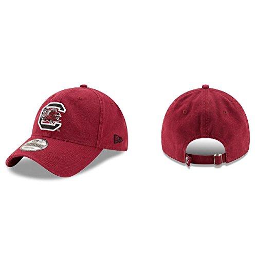 - New Era South Carolina Gamecocks Campus Classic Adjustable Hat - Crimson, One Size