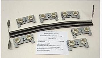 GE replacement Dryer Heating Element Coils WE11M23 AP2620171 PS265605 WE11X10007