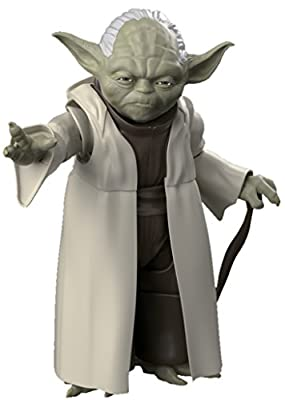"Bandai Hobby Mini Figure CollectionYoda (1/6 and 1/12) ""Star Wars"""