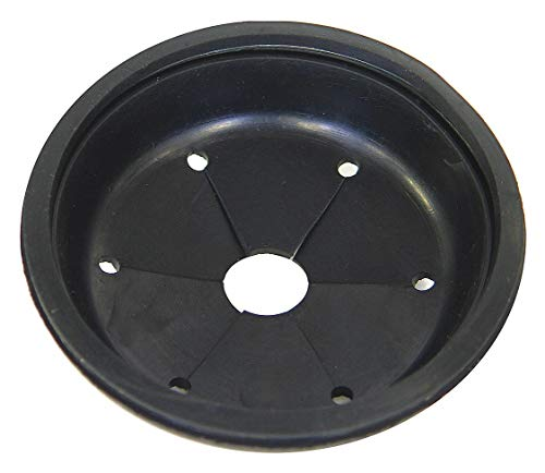 KISSLER Rubber Disposer Splashguard, for Use with Waste Disposers, Universal for Commercial Sinks - pkg. of 5 - Universal Waste Disposer