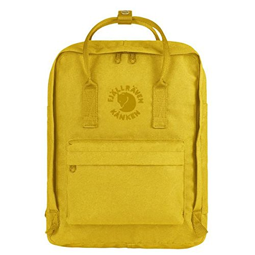 Fjällräven Re-Kånken, Sunflower Yellow, One Size