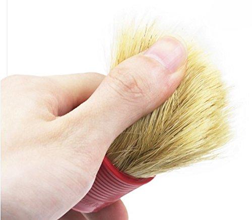 annie sloan how to clean wax brush