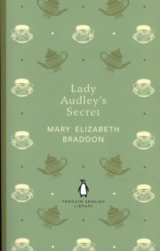 Book cover for Lady Audley's Secret