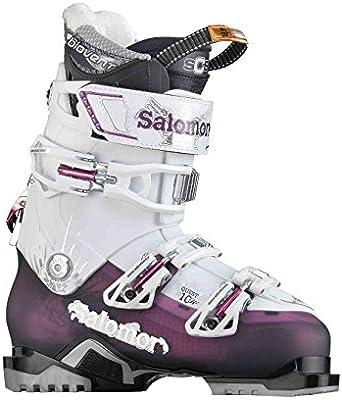 at købe bedst sælge 100% ægte Amazon.com : Salomon Quest 100 Boot - Women's Purple ...