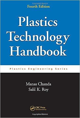 Plastics Technology Handbook, Fourth Edition (Plastics