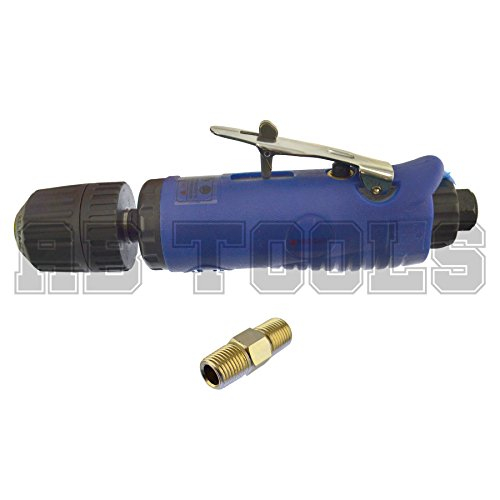 Air drill 3/8'' drive / chuck / keyless / straight / non reversible BERGEN AT135 by A B Tools (Image #5)