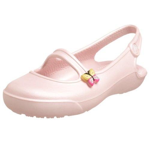 Crocs Kids Gabby, Mädchen Clogs Rosa (Candy)