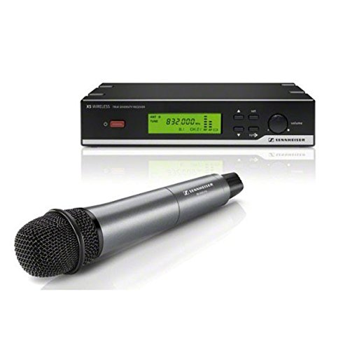Sennheiser XSW 65-A XS Wireless Vocal Set - SKM 65 Transmitter and EM 10 Receiver - ''A'' 548-572 MHz by Sennheiser