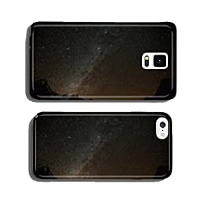 himalaya mountain with star in night time cell phone cover case Samsung S5