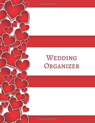 Wedding Organizer: Beautiful Elegant Wedding Organizer Book ...