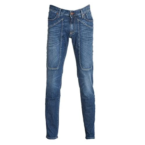 Jeans On Sale in Outlet, Denim Blue, Cotton, 2017, 31 Jeckerson