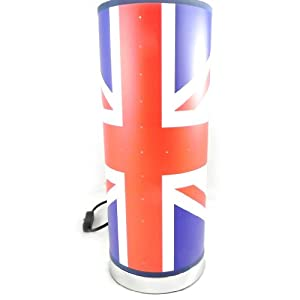 lampe de londres ou avec le drapeau anglais deco londres. Black Bedroom Furniture Sets. Home Design Ideas