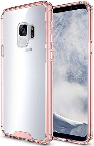 Galaxy S9 Case, PEYOU Crystal Clear Protective...