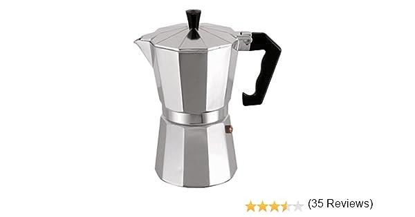 MSV MS927/110017 - Cafetera Italiana para 12 Tazas: Amazon.es: Hogar