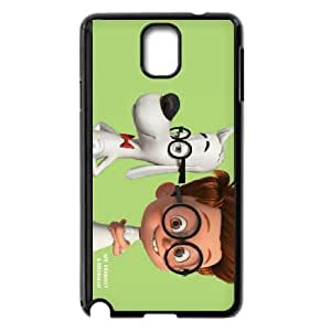 mr peabody and sherman Samsung Galaxy Note 3 Cell Phone Case Black xlb2-187833