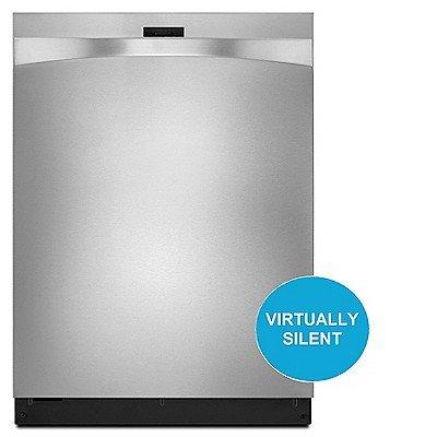 Kenmore Elite 24'' Built-in Dishwasher w/ 360° Powerwash Technology - Stainless Steel Energy (Kenmore Elite Dishwashers)
