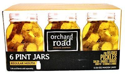 6 pack mason jars - 5