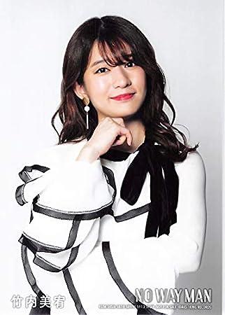 Amazon | 【竹内美宥】 公式生写真 AKB48 NO WAY MAN 通常盤封入 選抜 ...