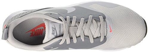 Nike Air Max Tavas Se - Zapatillas de casa Hombre Gris (Wolf Grey/wolf Grey/cool Grey/bright Crimson)