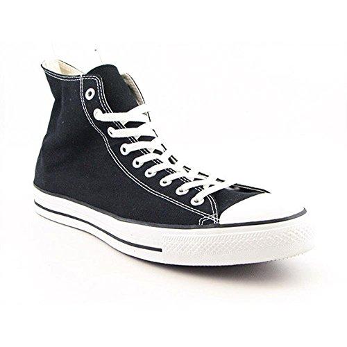 Converse Chuck Taylor All Star Hi, Zapatillas de tela unisex Black