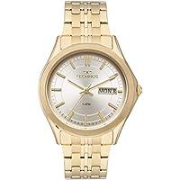 Relógio Technos Feminino Ref: 8205oc/4k Automático Dourado