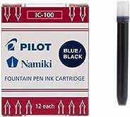 PILOT Namiki IC50 Cartucho de tinta para pluma estilográfica