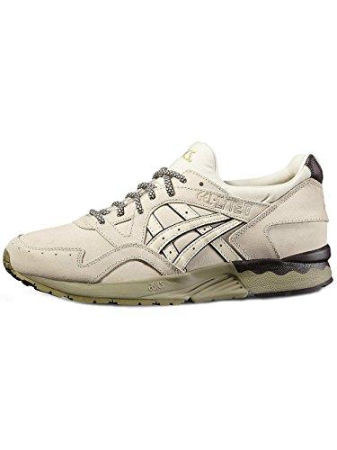 Asics Mixte H6q4l Adulte Ecru Blanc Chaussures OpSwOqAr