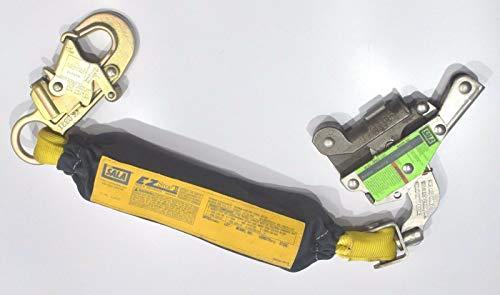 DBI SALA EZ STOP II 1240368 shock absorber Snap Hook Wire Rope Grab Carabiner Dbi Sala Ez Stop