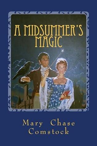 book cover of A Midsummer\'s Magic