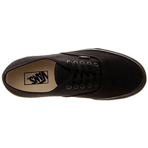 Chaussure Vans Authentic Noir-Noir (Eu 42 / Us 9 , Noir)