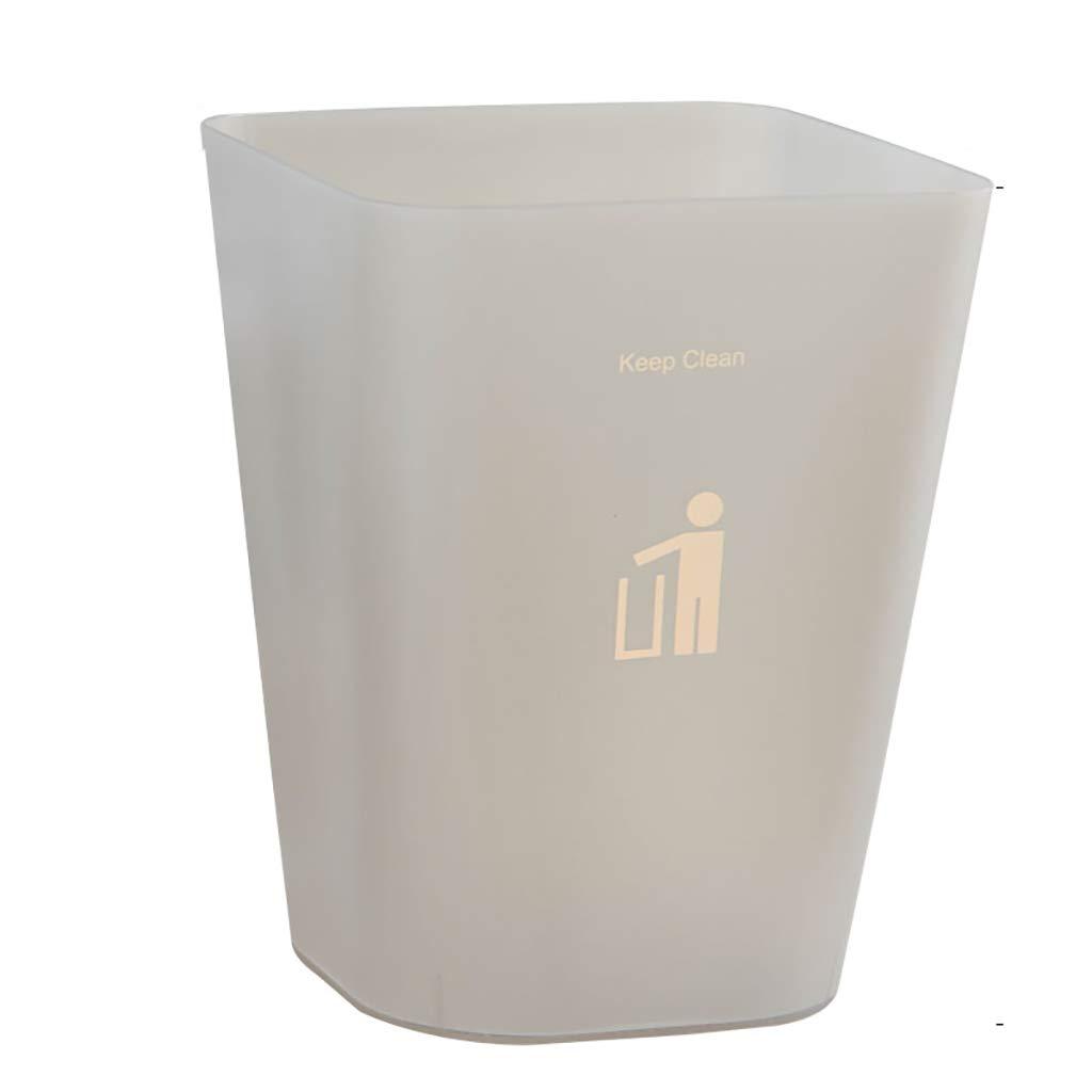Mülleimer Scrub Coverless Haushalt Einfache Platz Kleine GroßE Wohnzimmer KüChe Badezimmer BüRo