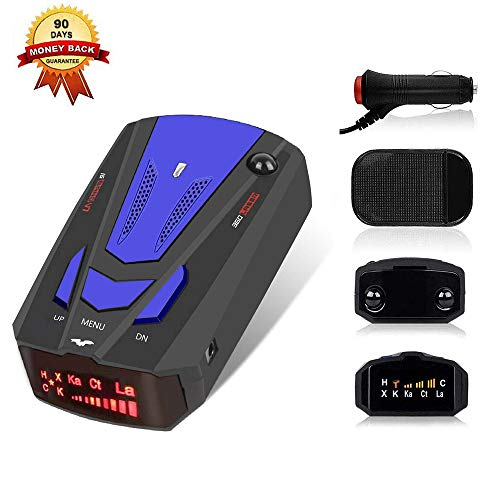 Why Choose Radar Detector for Cars,Laser Radar Detector,Voice Prompt Speed,Vehicle Speed Alarm Syste...