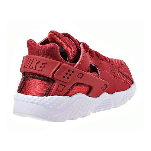 Run td Red Nike Huarache Infants dark Red Grey Gym aRvESw