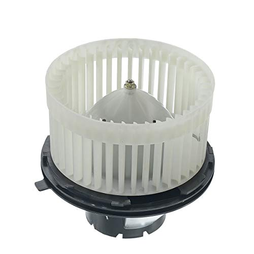 A-Premium Heater Blower Motor with Fan Cage For Chevrolet Silverado Avalanche Suburban Tahoe GMC Sierra Yukon Cadillac Escalade