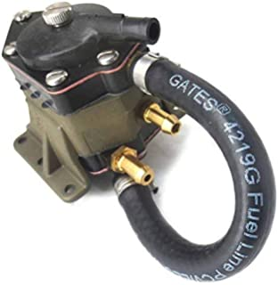 Amazon com: MARINE FUEL PUMP MerCruiser EFI MPI V8 305 350