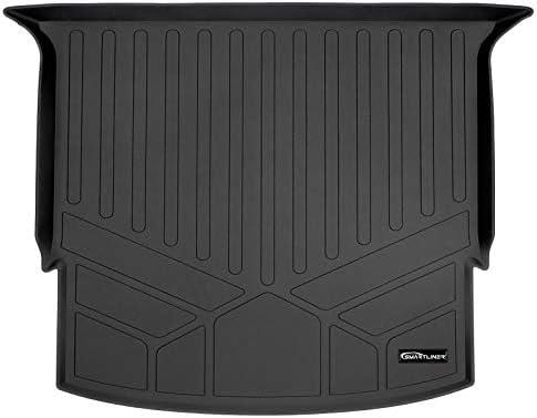 MAXLINER All Weather Custom Cargo Liner Trunk Floor Mat Black for 2019-2021 Chevrolet Blazer
