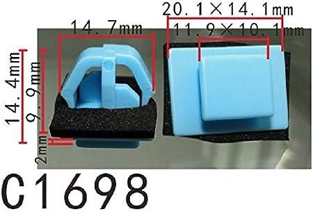 Left Genuine Hyundai 86155-2E000 Cowl Top Cover Pad
