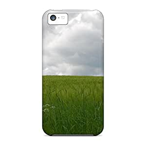 Snap-on Rainfield Case Cover Skin Compatible With Iphone 5c
