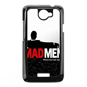 Mad Man HTC One X Cell Phone Case Black&Phone Accessory STC_210547