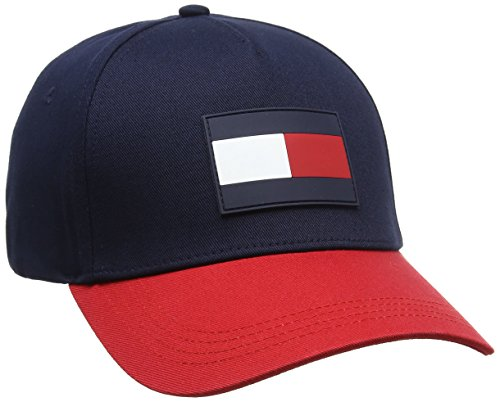 Tommy Azul Cap Béisbol Gorra 413 SPW Hilfiger Tommy de Flag Navy para Hombre wgzt6wrqx