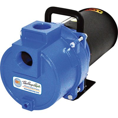 (IPT Cast Iron Sprinkler Booster Pump - 3480 GPH)