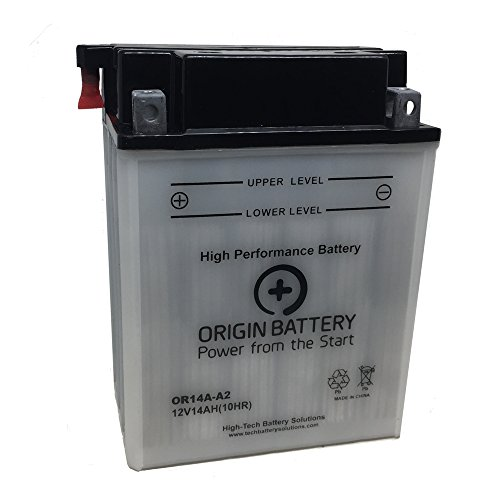 (Polaris Sportsman HO 500 Battery - 14A-A2)