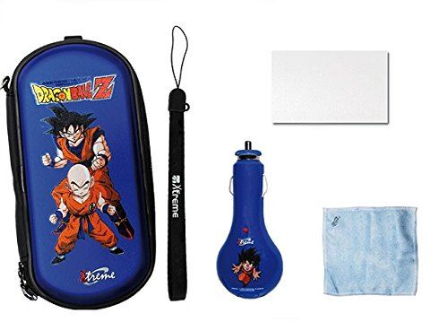 Dragon Ball Z Travel Set (PSP) (Best Dragon Ball Psp Game)