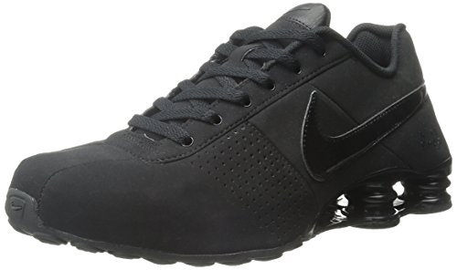 Nike Men s Shox Deliver Black Black Black Synthetic Running Shoes 9 M US -  Buy Online in Oman.  fe9401bff