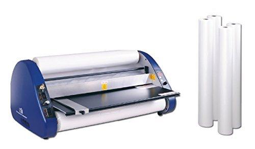 (USI Thermal (Hot) Roll Laminator Kit. UL-Listed ARL 2700 Laminates Films up to 27