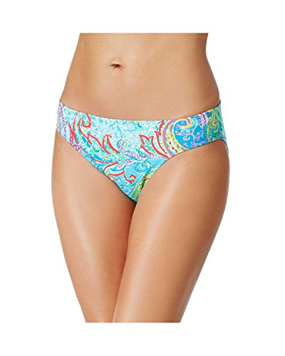 Paisley Bikini Bottom - 3